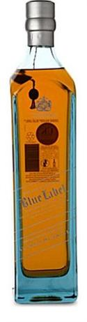 Johnnie Walker Scotch Blue Label Alfred Dunhill